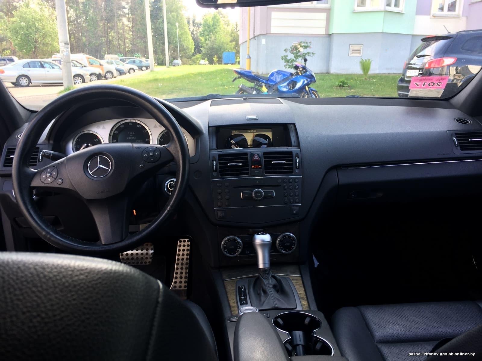 Mercedes-Benz C350 AMG