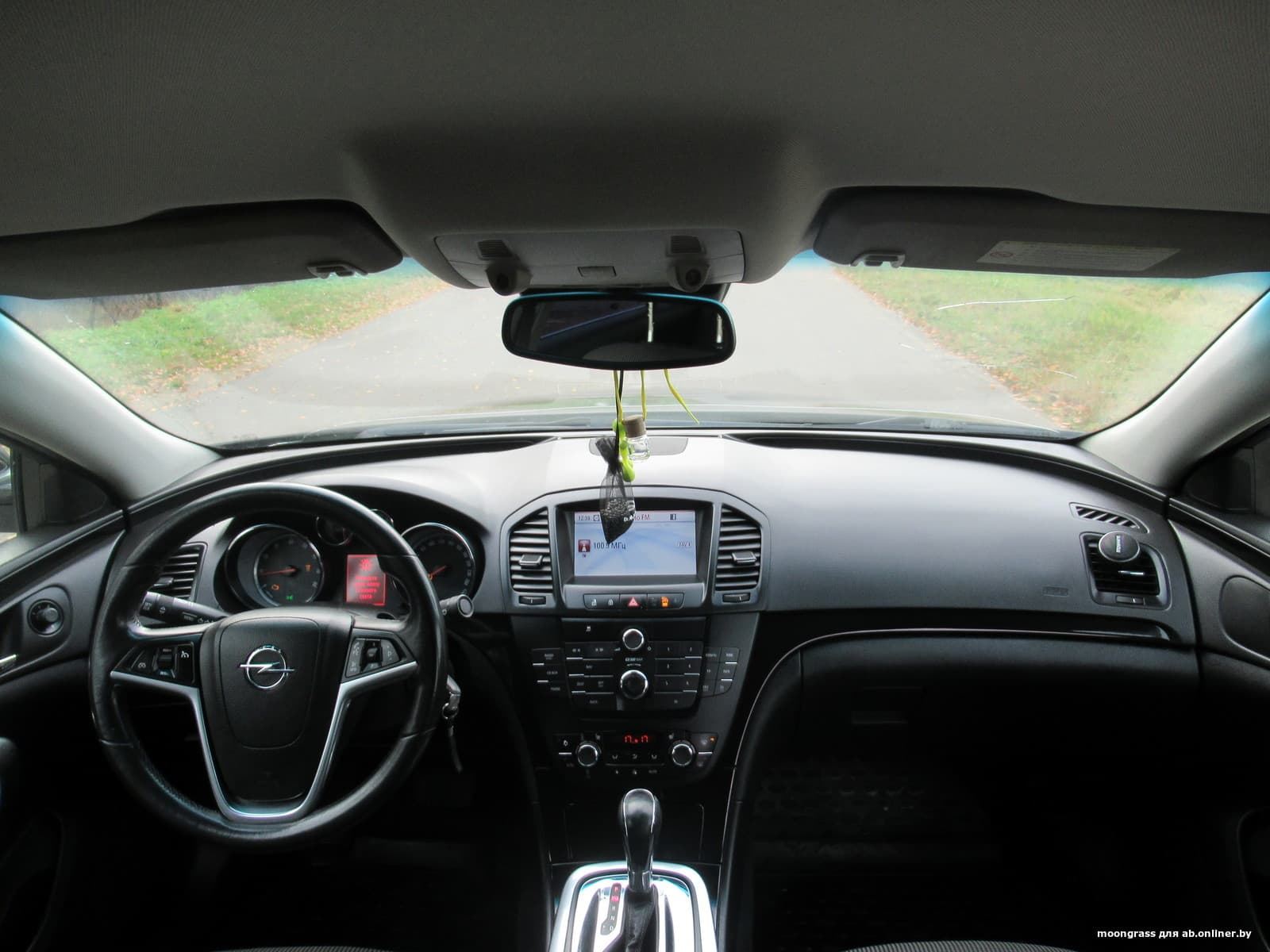 Opel Insignia turbo