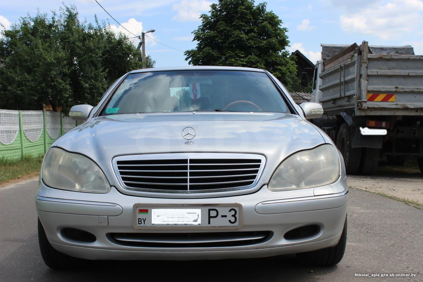 Mercedes-Benz S320 w220
