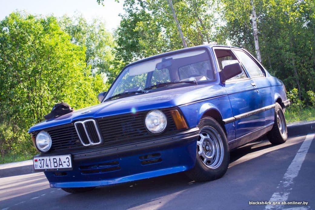 BMW 316 е21