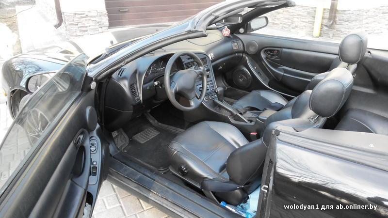Toyota Celica GT convertible