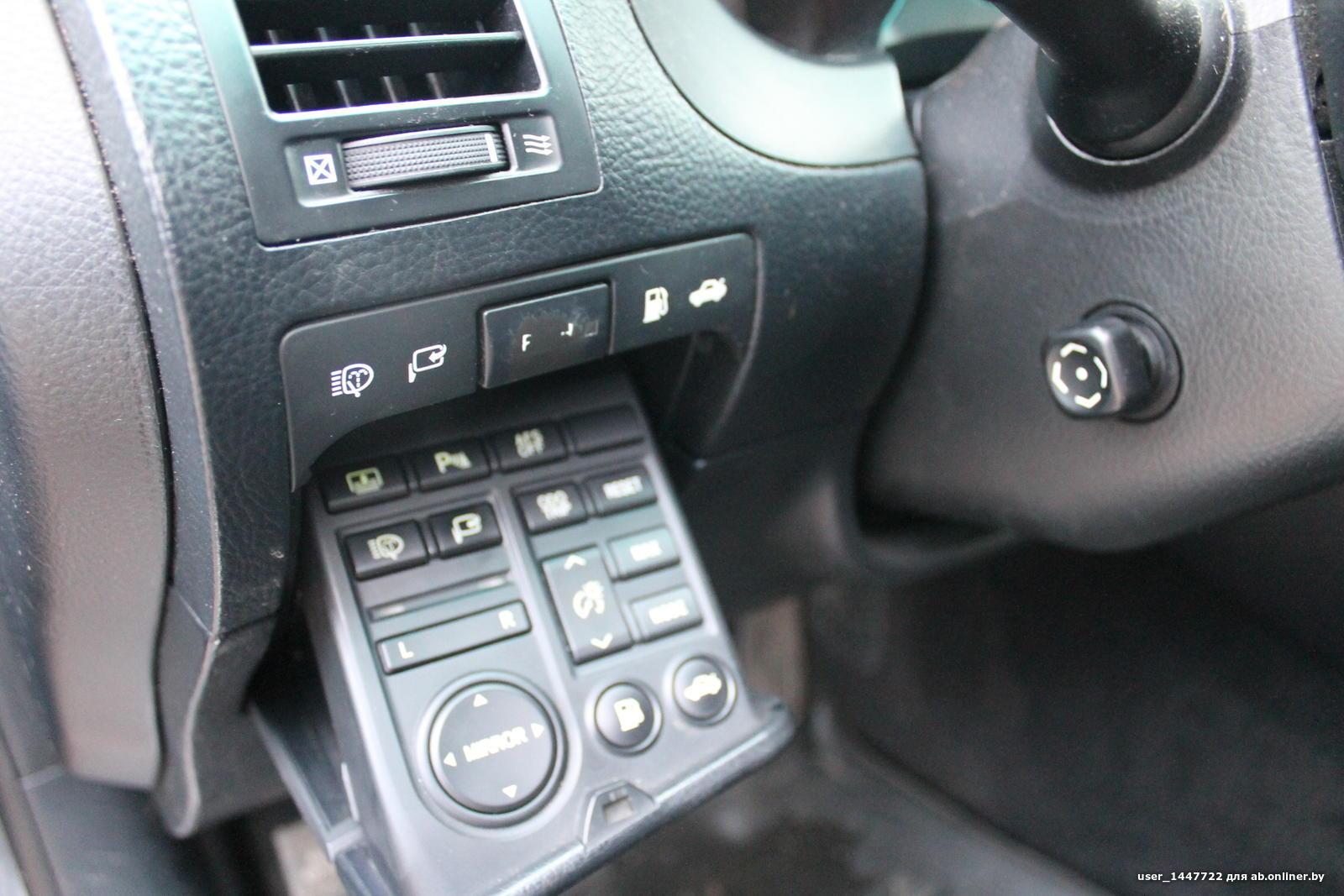 Lexus GS 3.0 V6 249hp