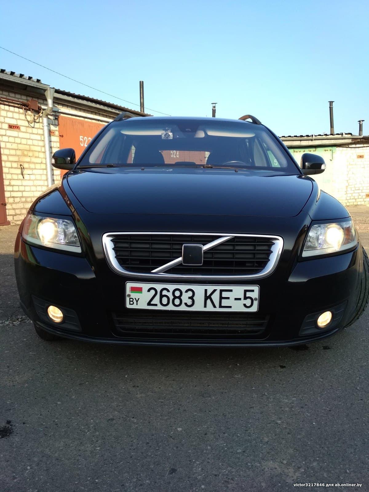 Volvo V50 D