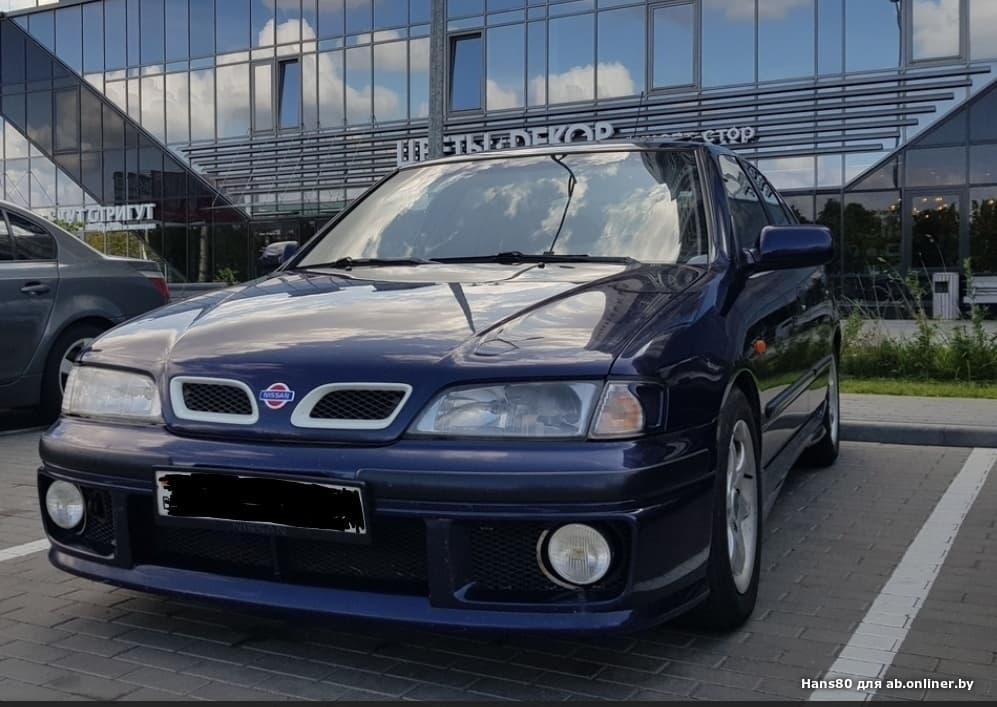Nissan Primera Si