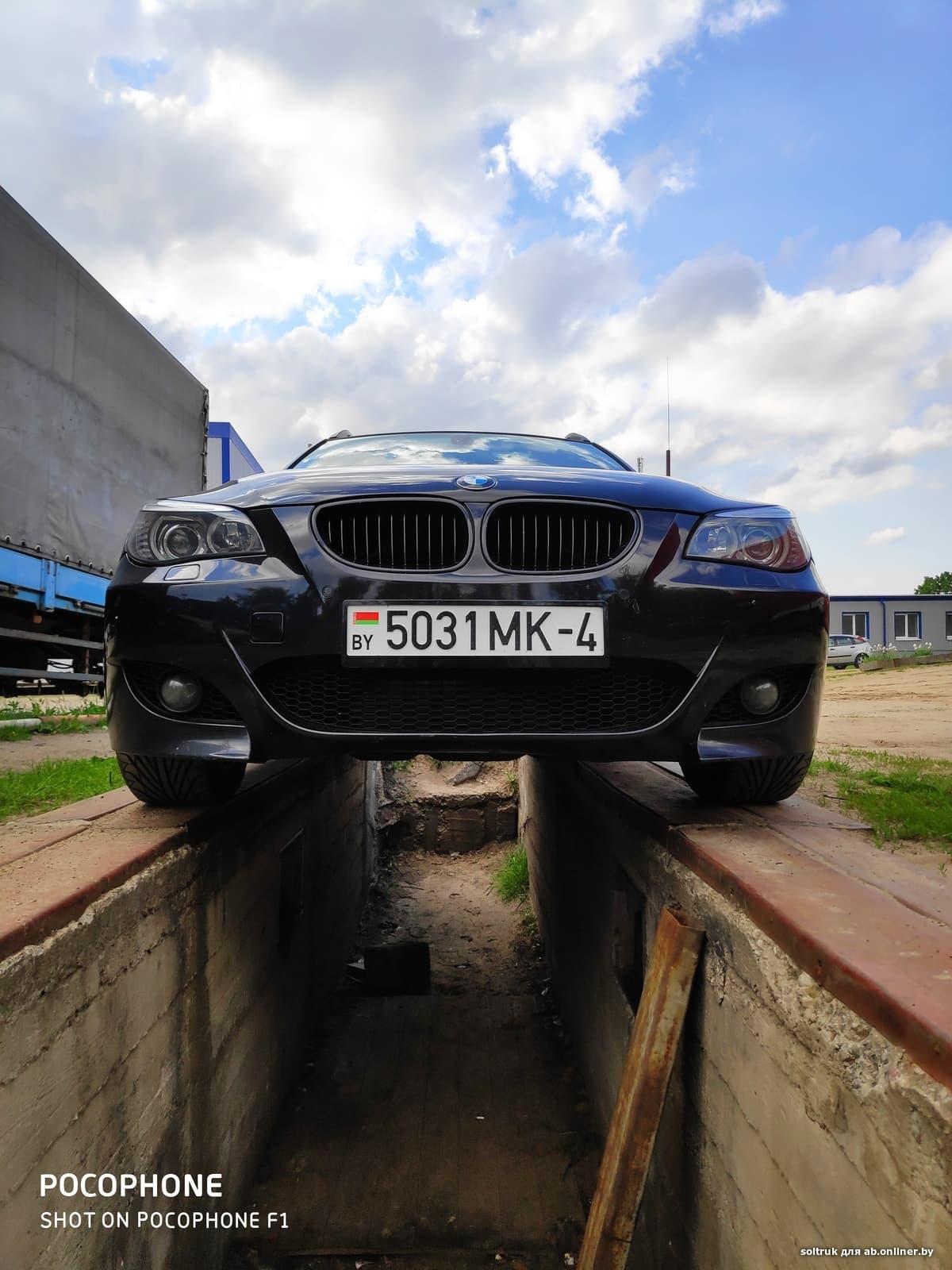 BMW 535 bi-turbo