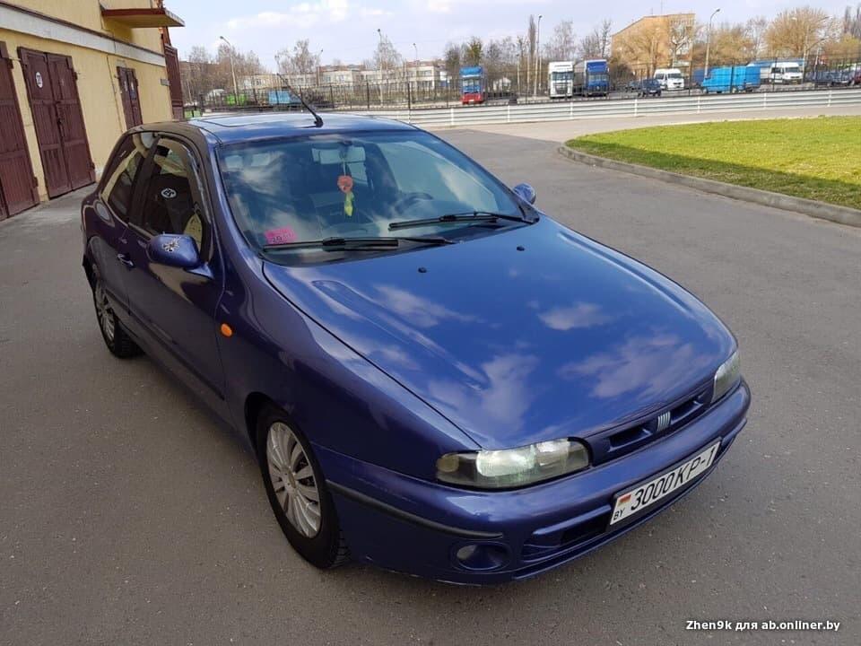 Fiat Bravo Compact