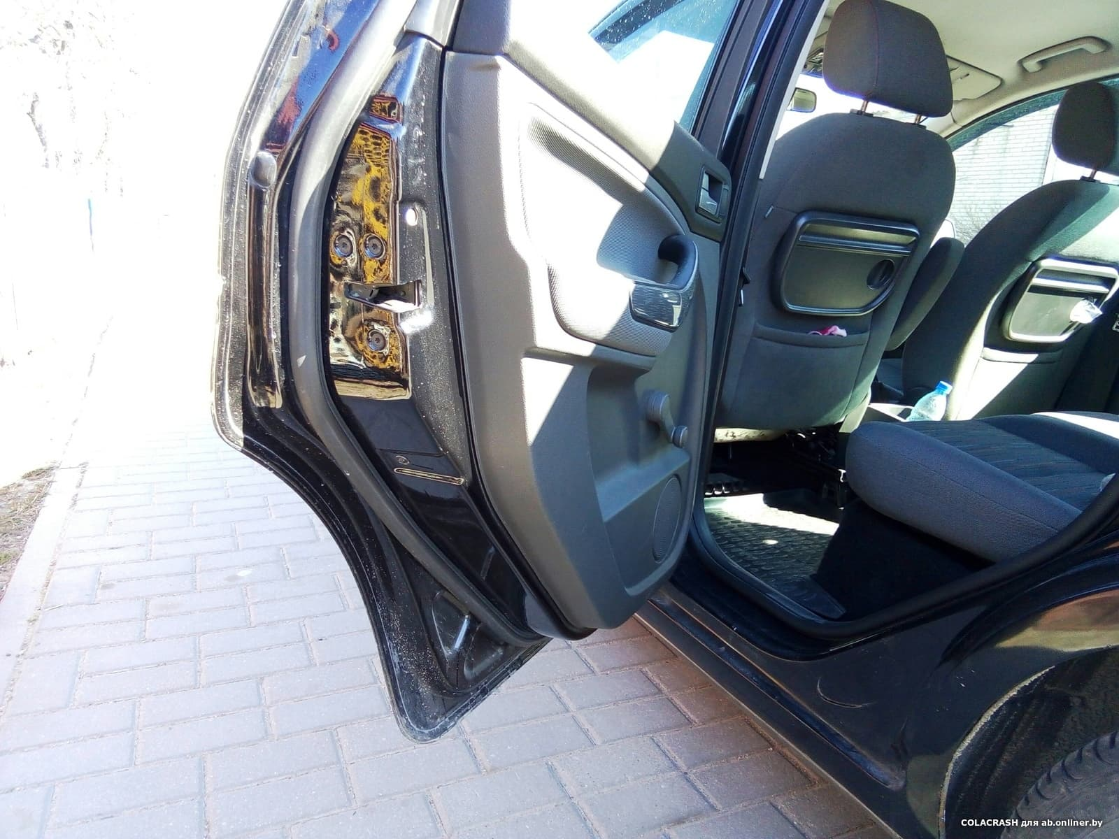 Ford C-Max Рестайлинг
