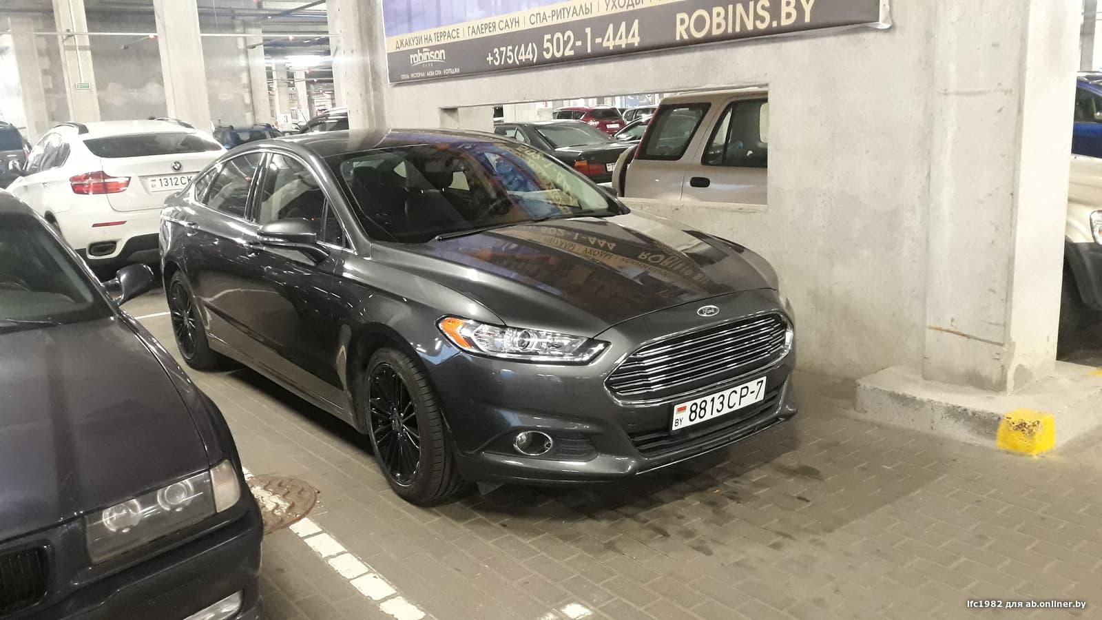 Ford Fusion Es