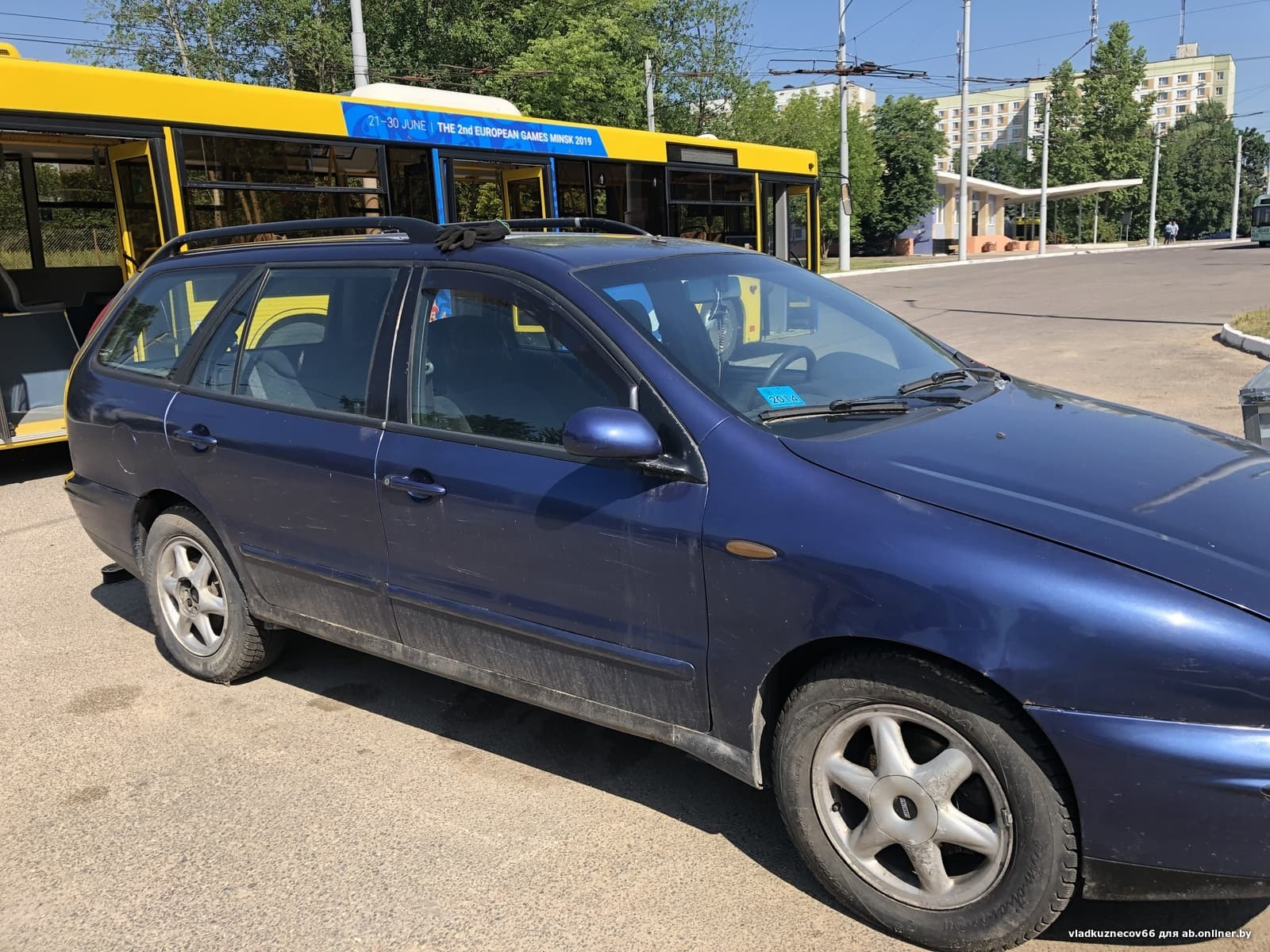Fiat Marea HLX