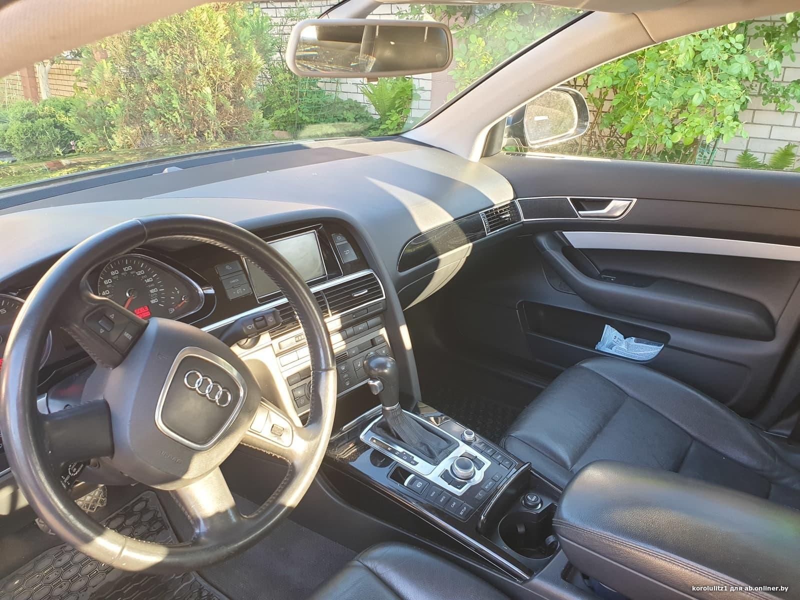 Audi A6 C6