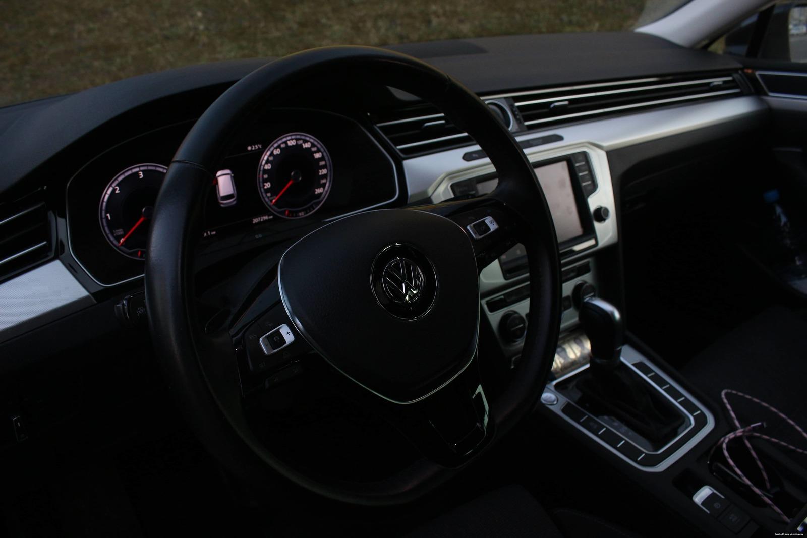 Volkswagen Passat Variant Comfortline (B8)