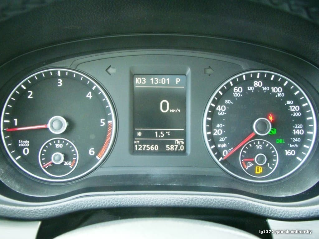 Volkswagen Passat B7 USA