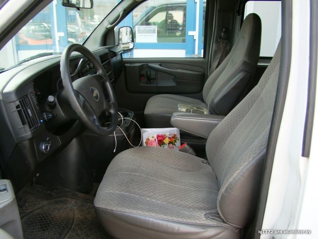 Chevrolet Express AWD