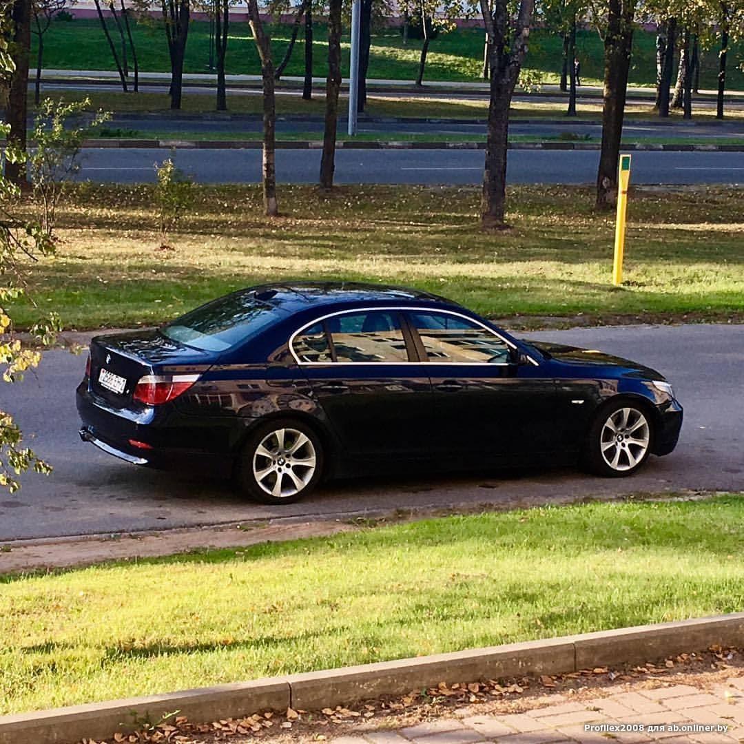 BMW 535 D HeadUp Logic7 M-подвес