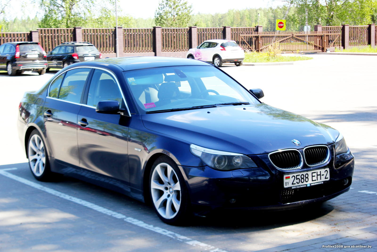 BMW 535 D HeadUp Logic7 M-подвес