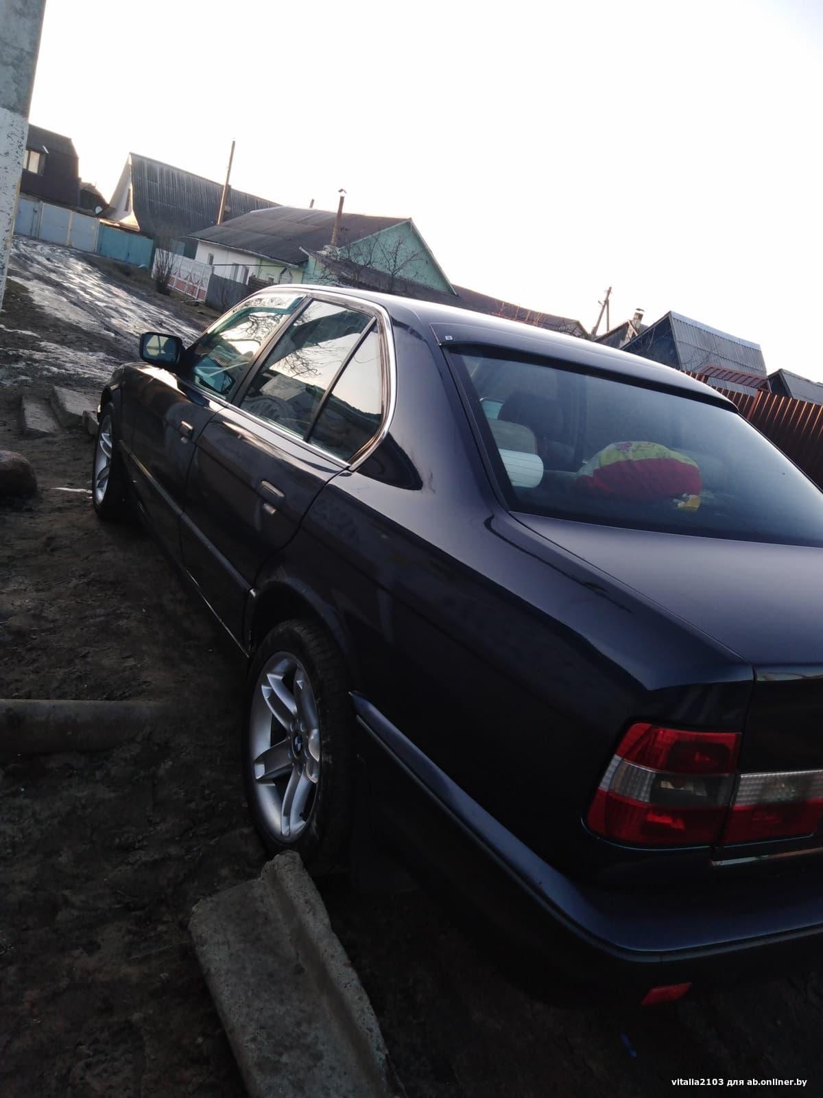 BMW 524 E34