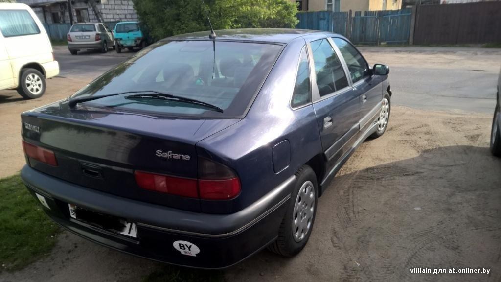 Renault Safrane 2