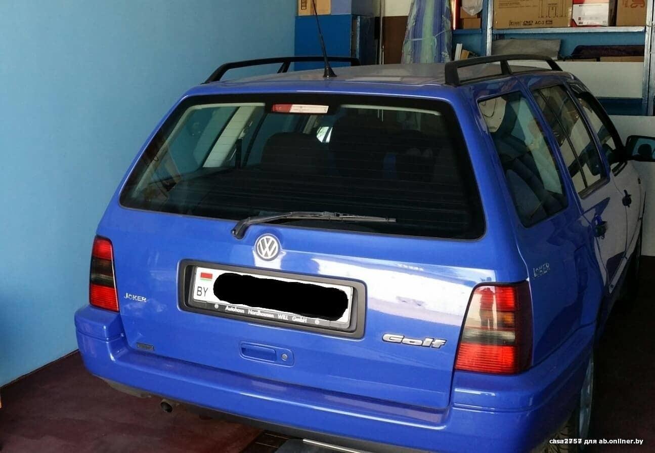 Volkswagen Golf Joker