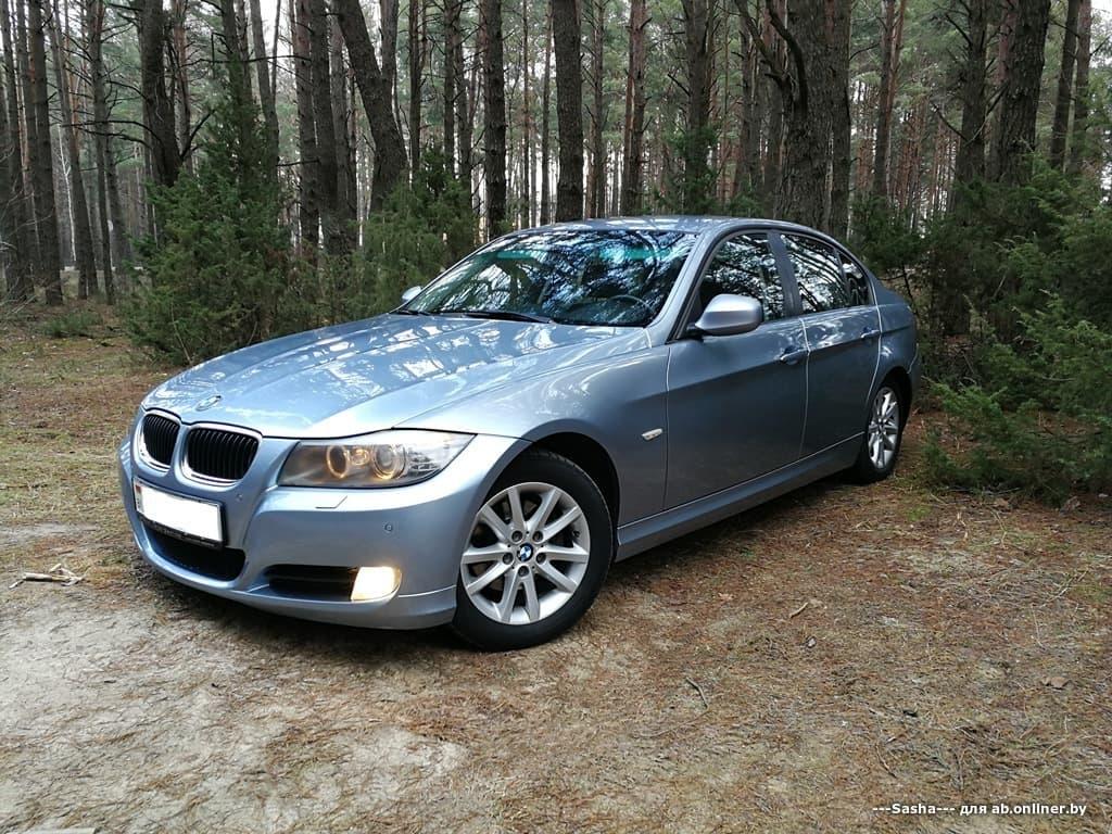 BMW 320 E90 rest