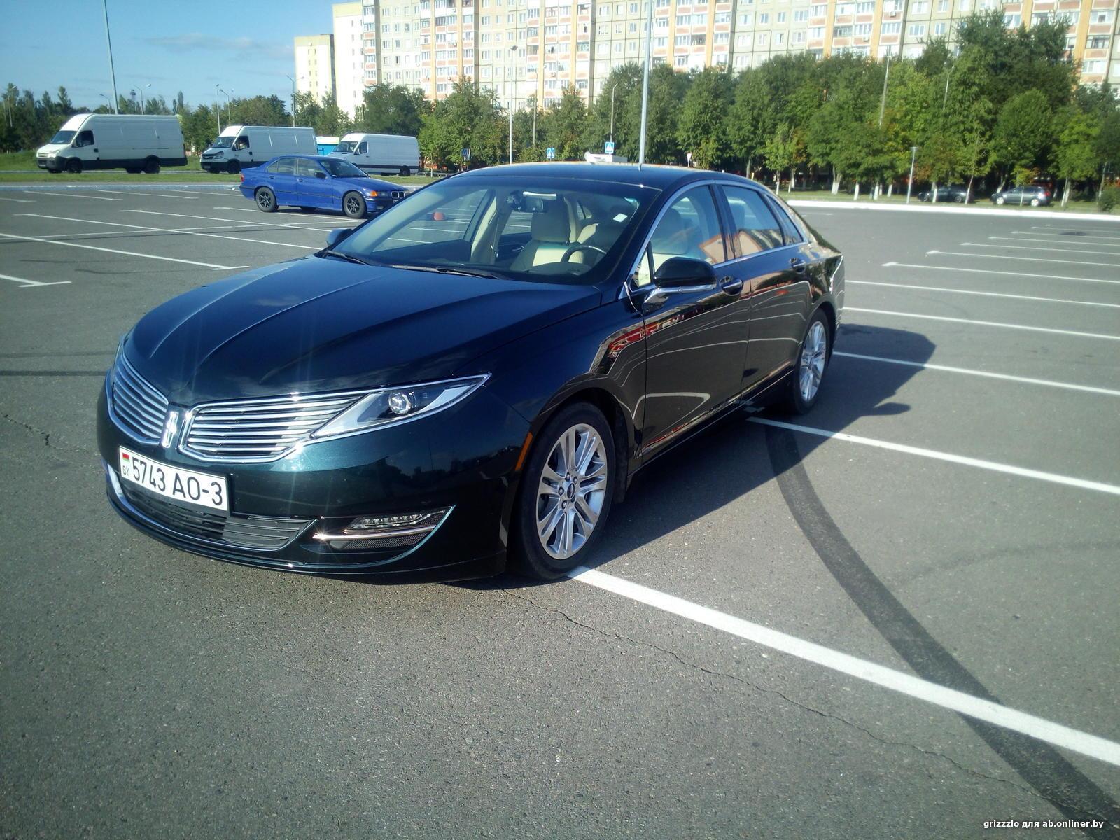 Lincoln MKZ HYBRYD