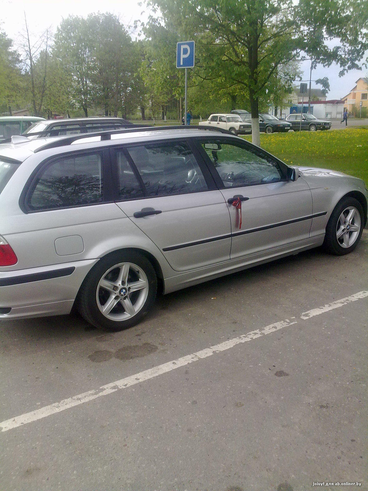 BMW 320 е46
