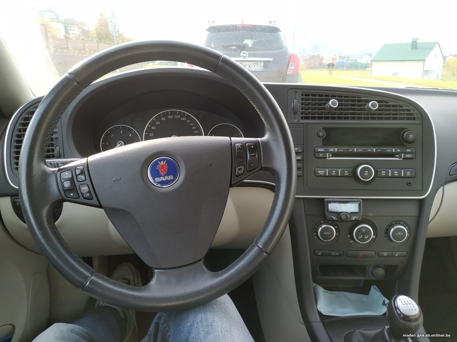 Saab 9 - 3 SS