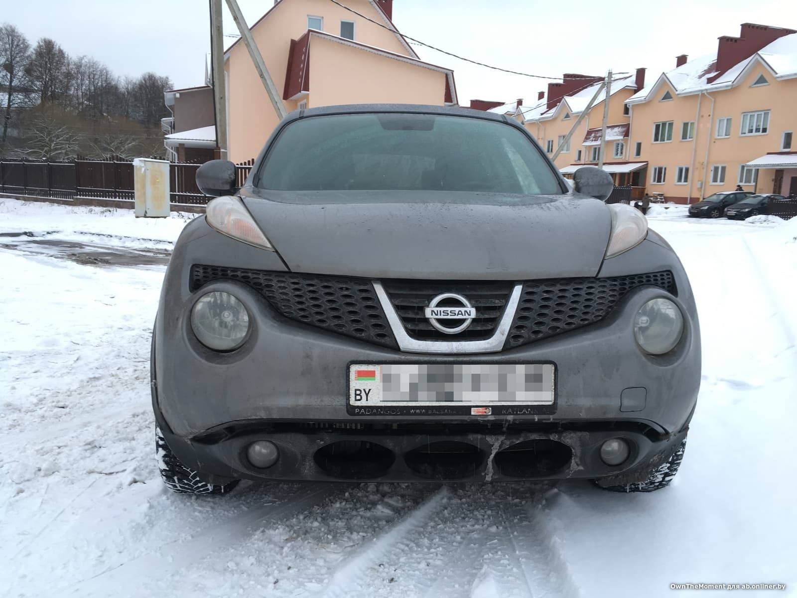 Nissan Juke SL