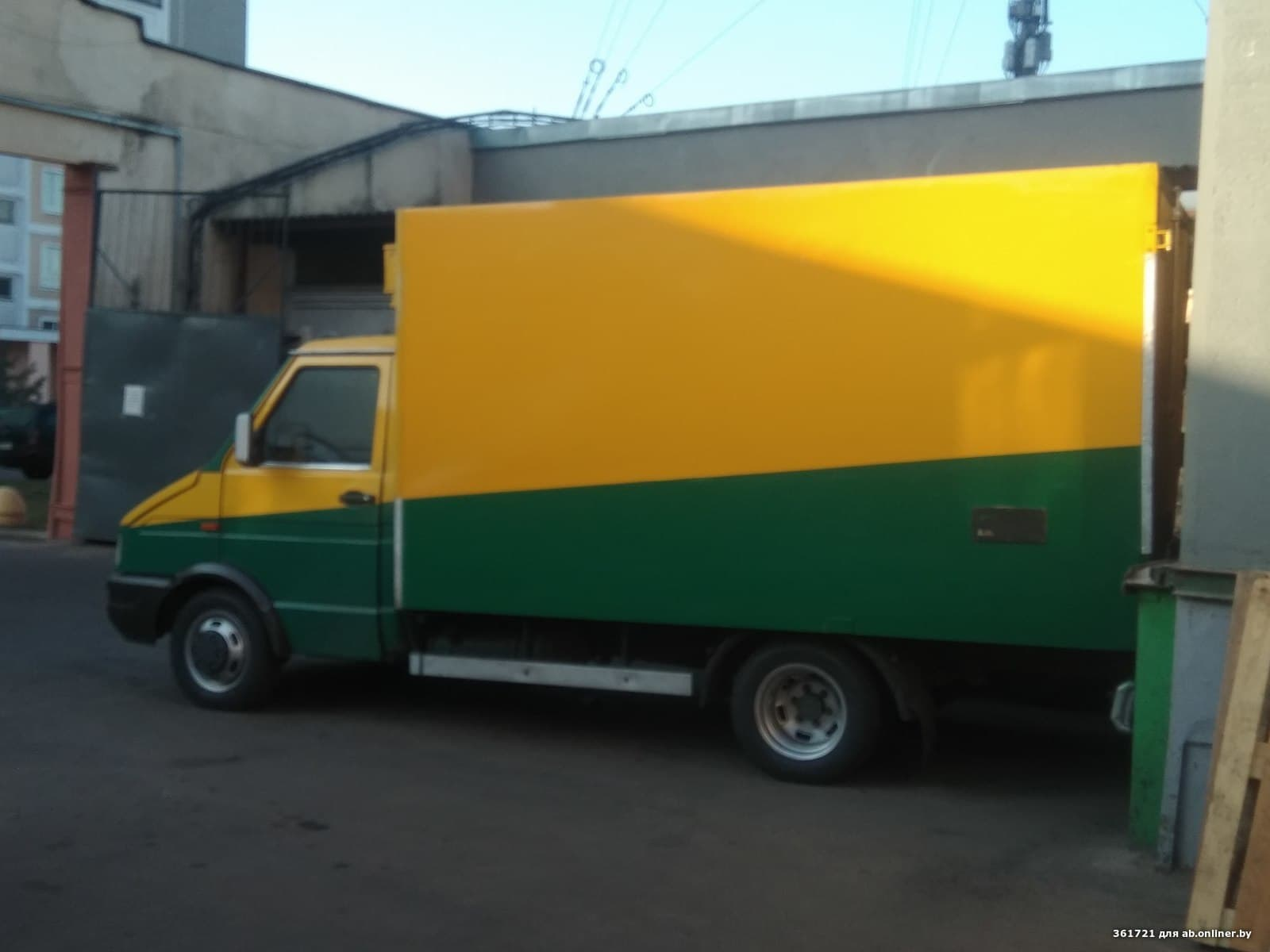 Iveco Daily 49Е12