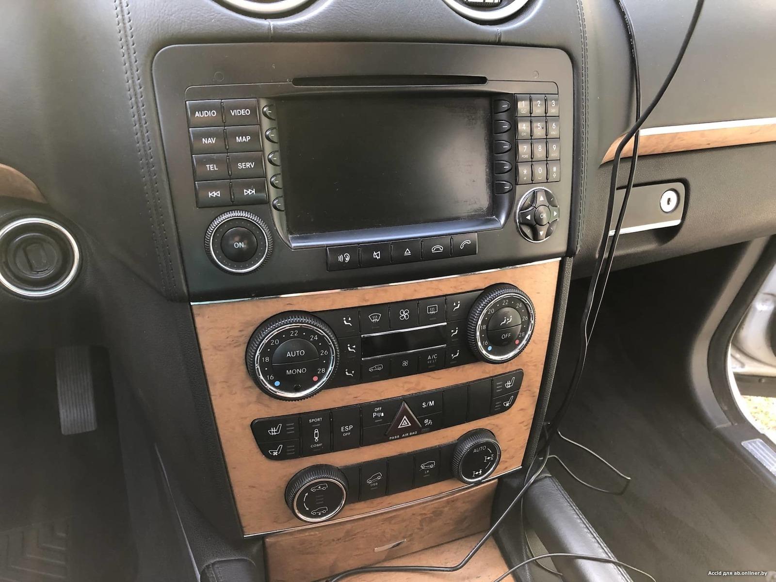 Mercedes-Benz GL500 4matic