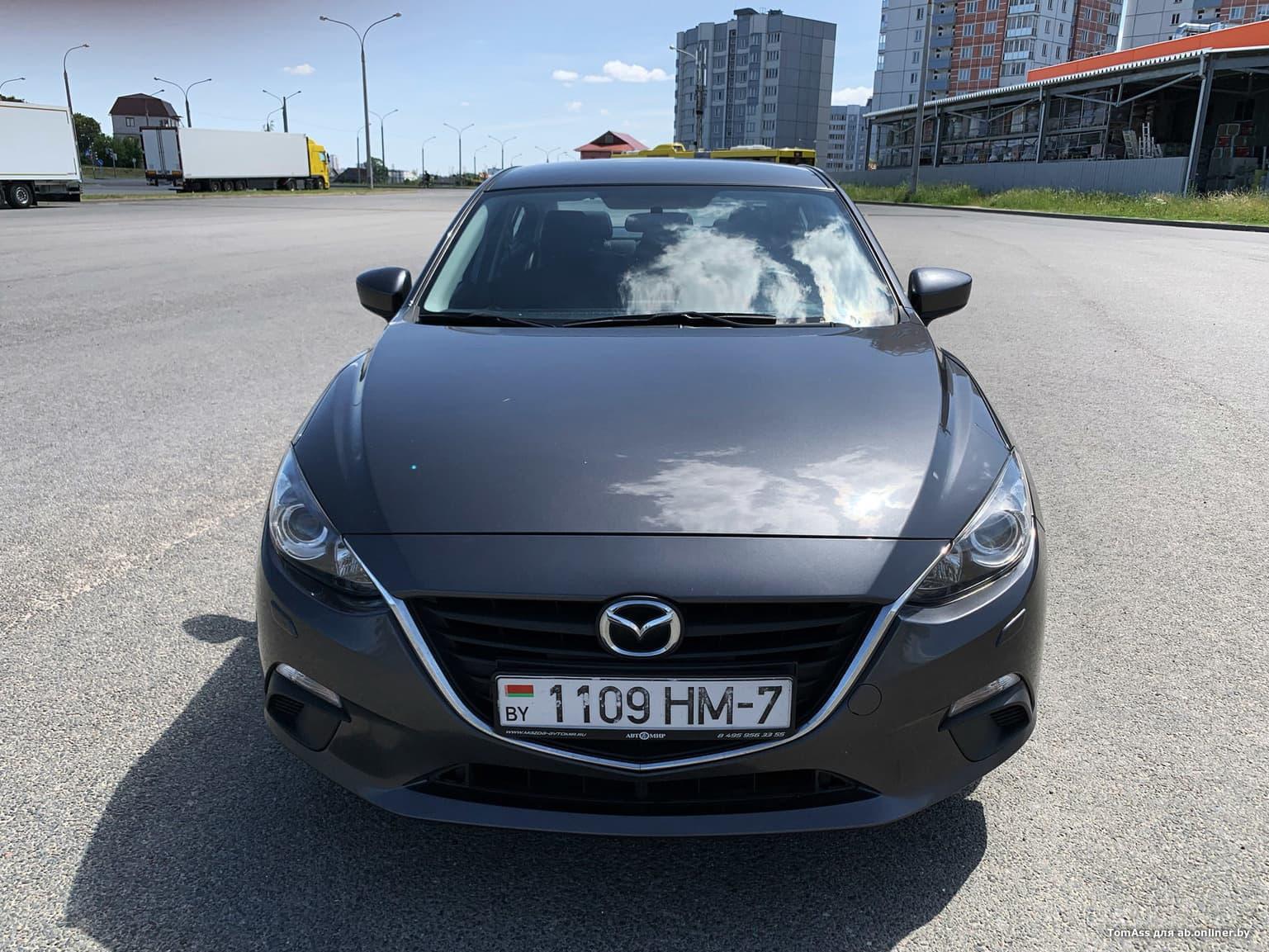 Mazda 3 3 BM