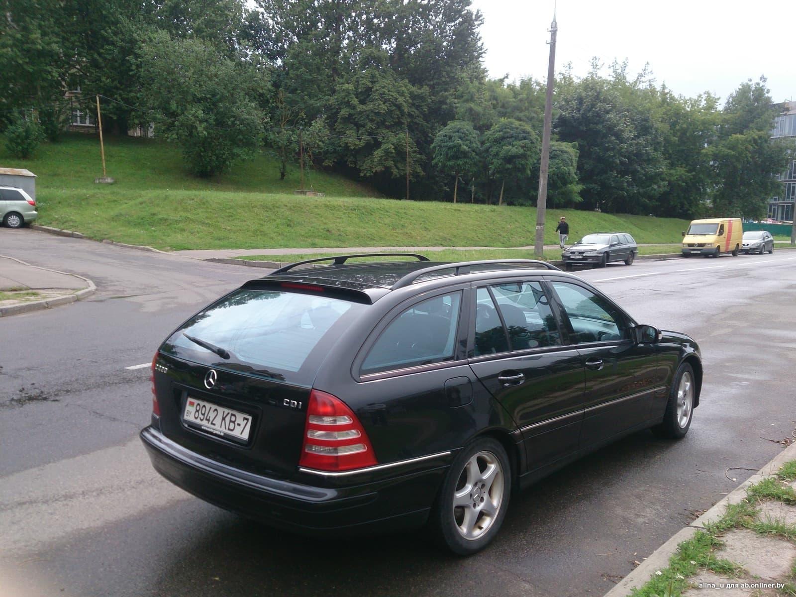Mercedes-Benz C220 avangard