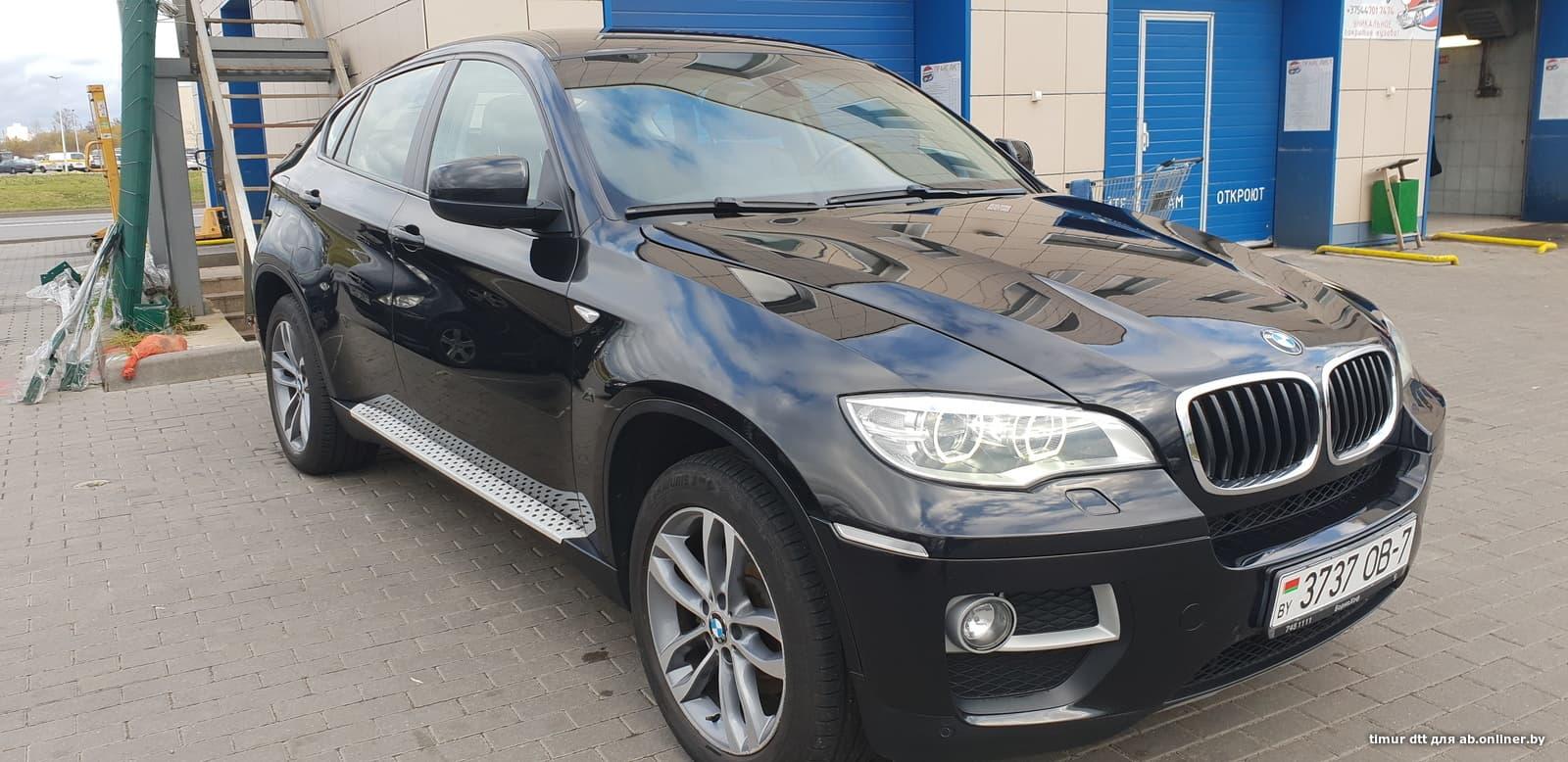 BMW X6 LCI