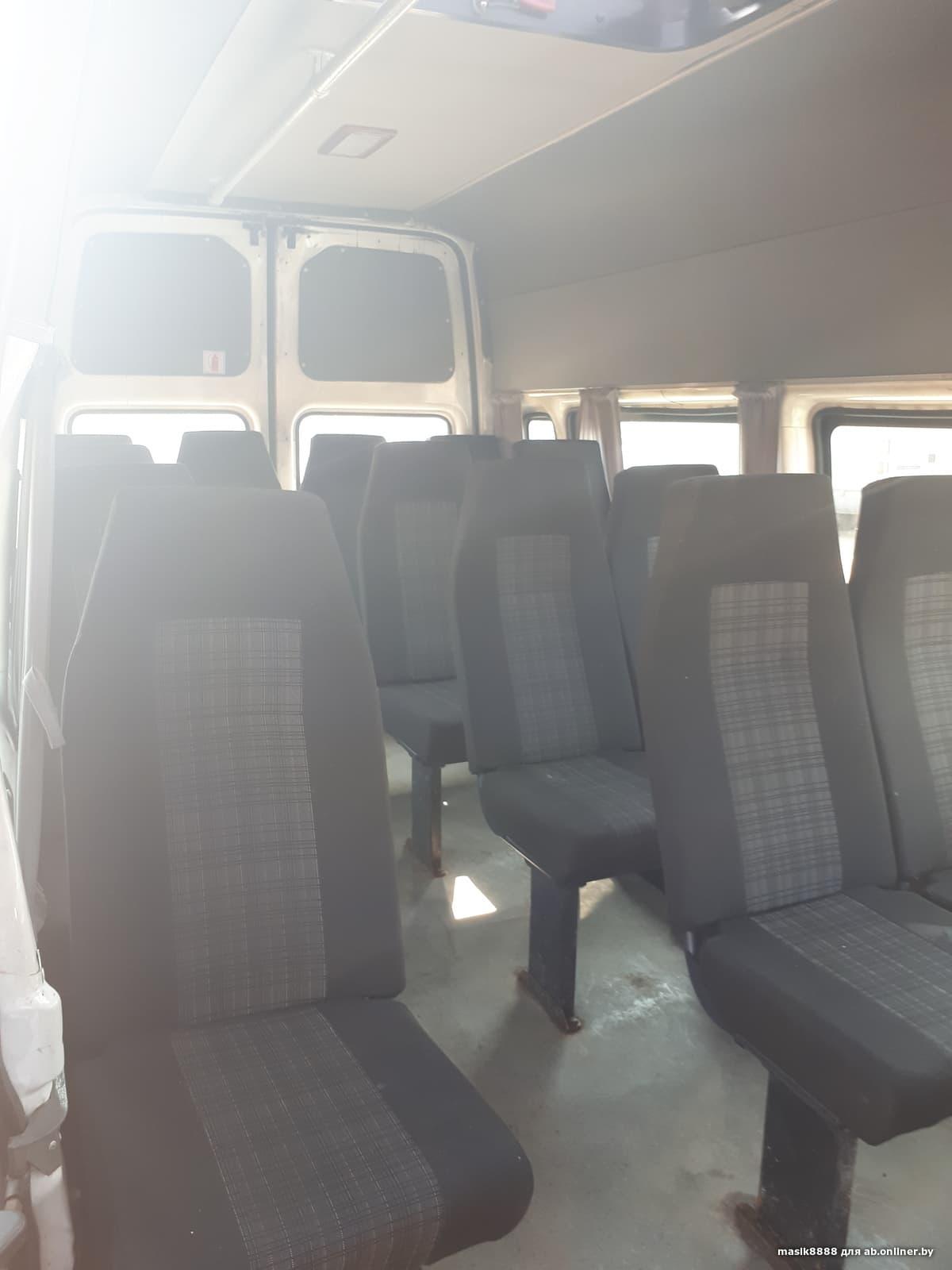 Ford Transit 18+1 мест