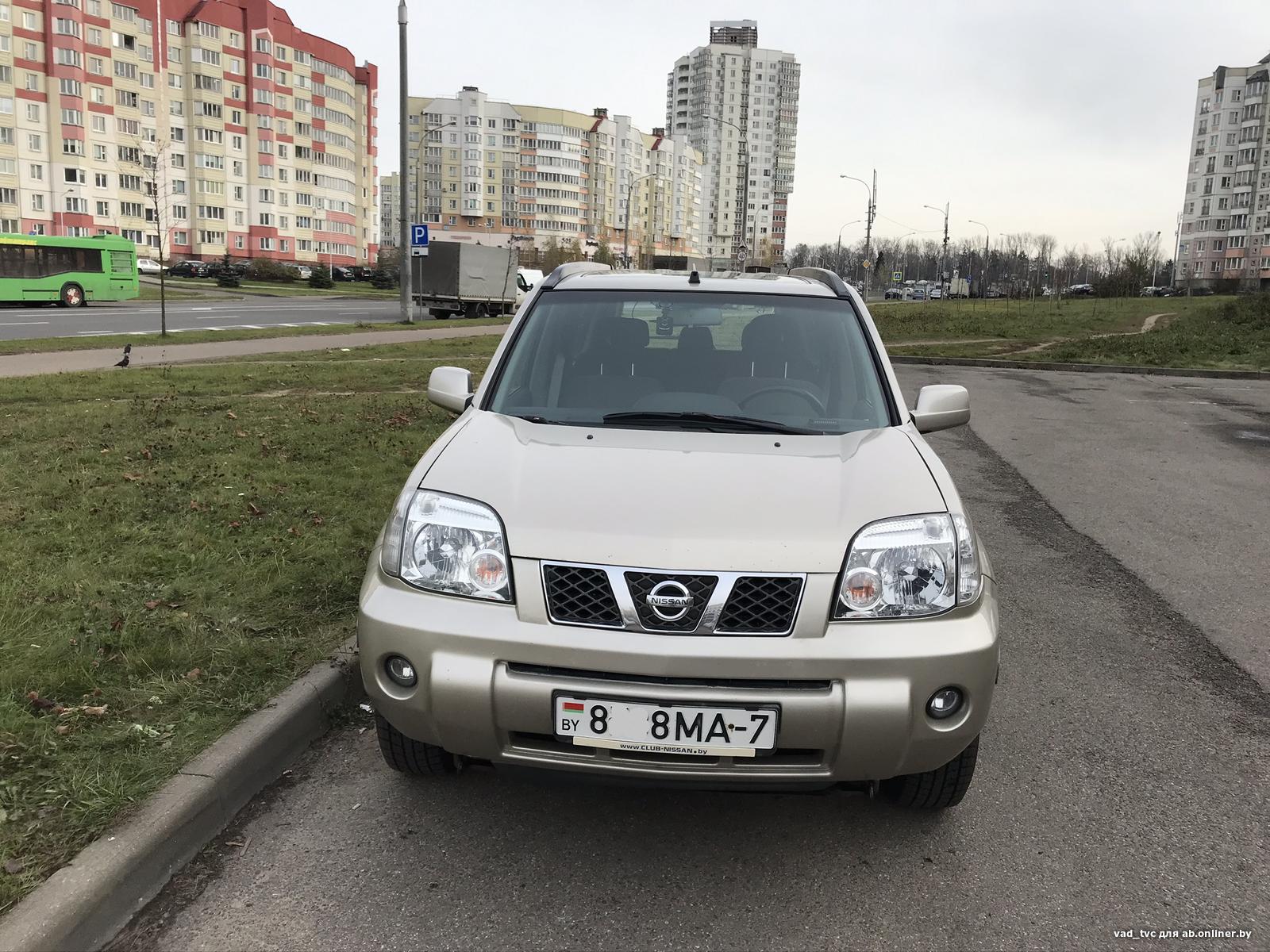 Nissan X-Trail T30 2.5 SE