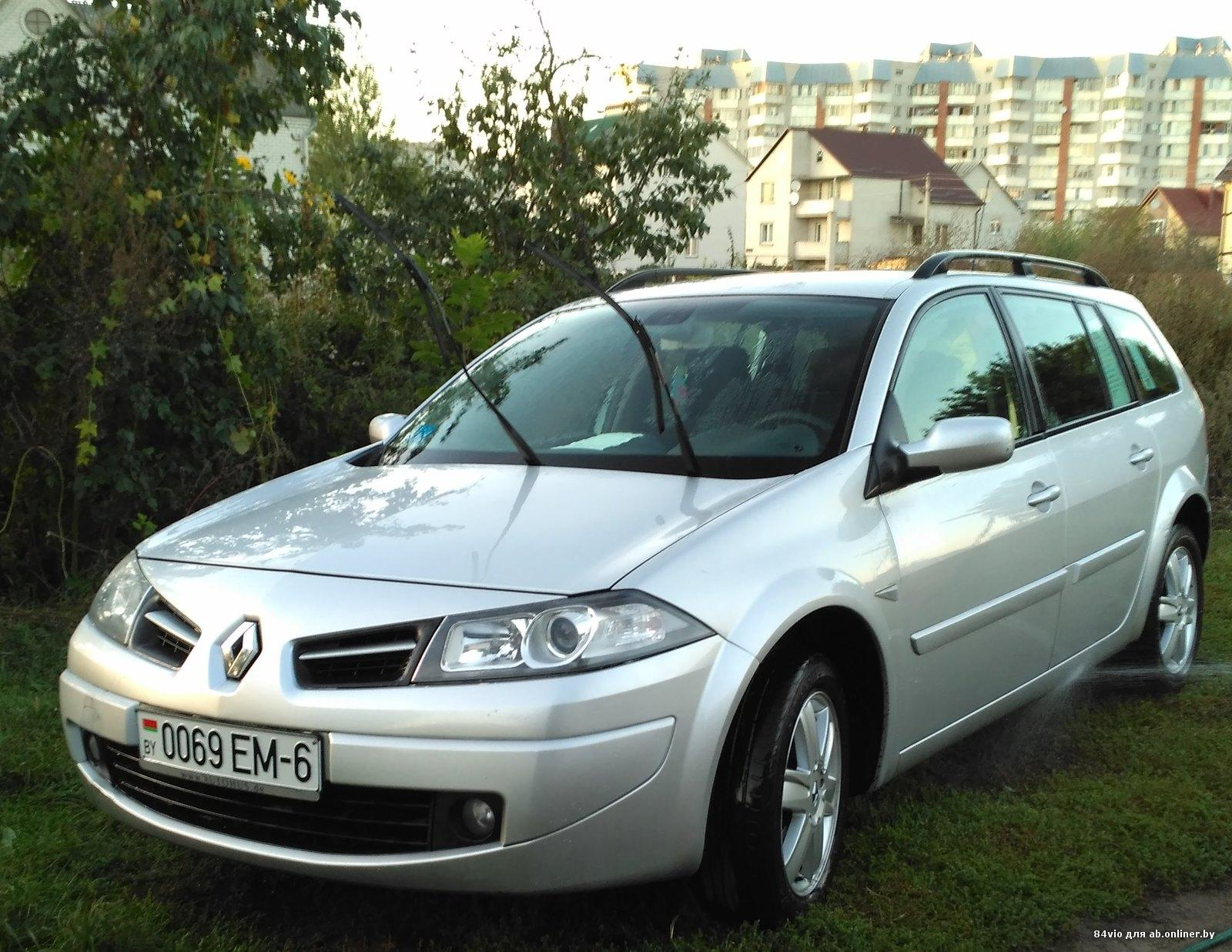 Renault Megane Estate
