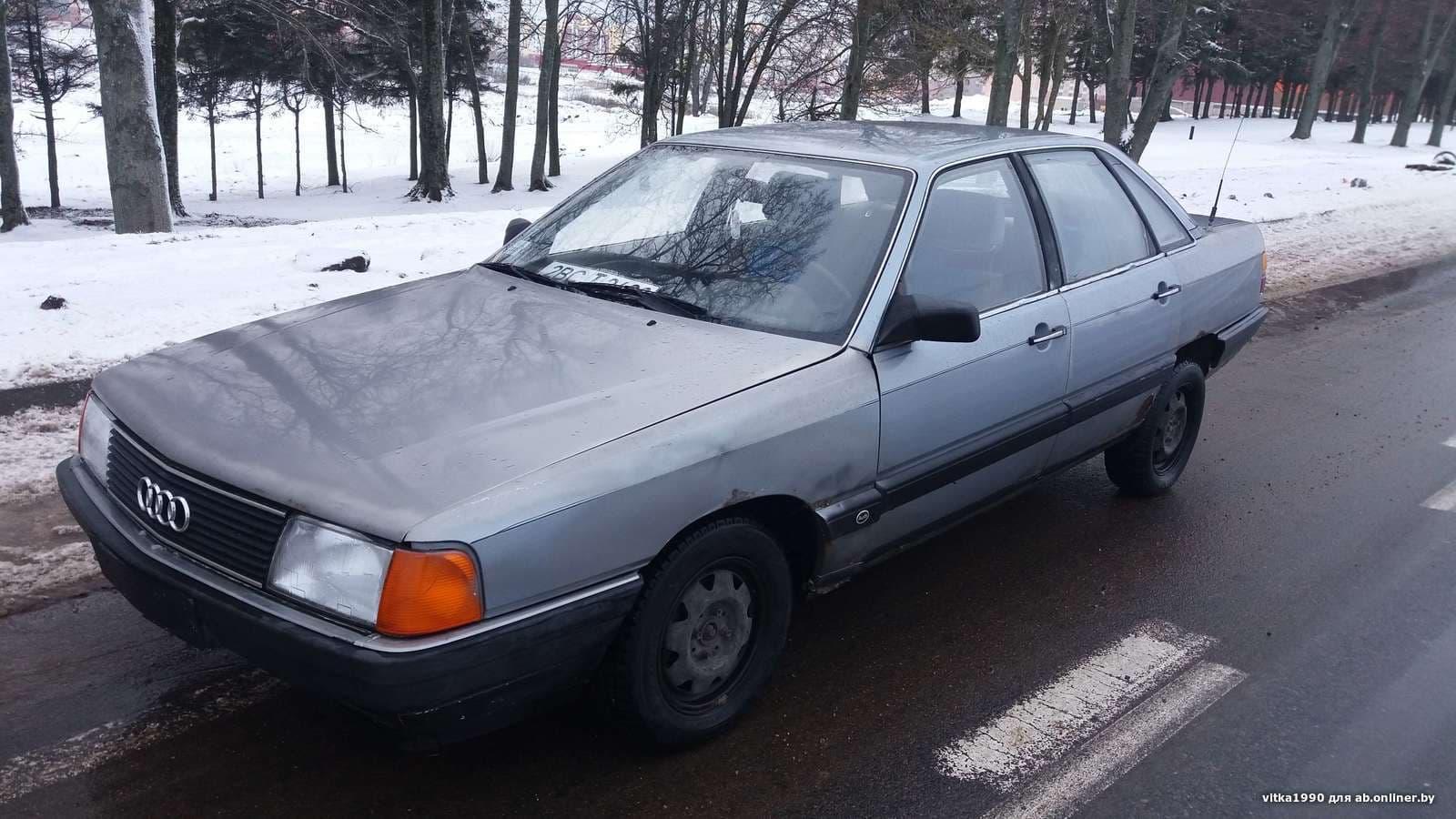 Audi 100 Оригинал