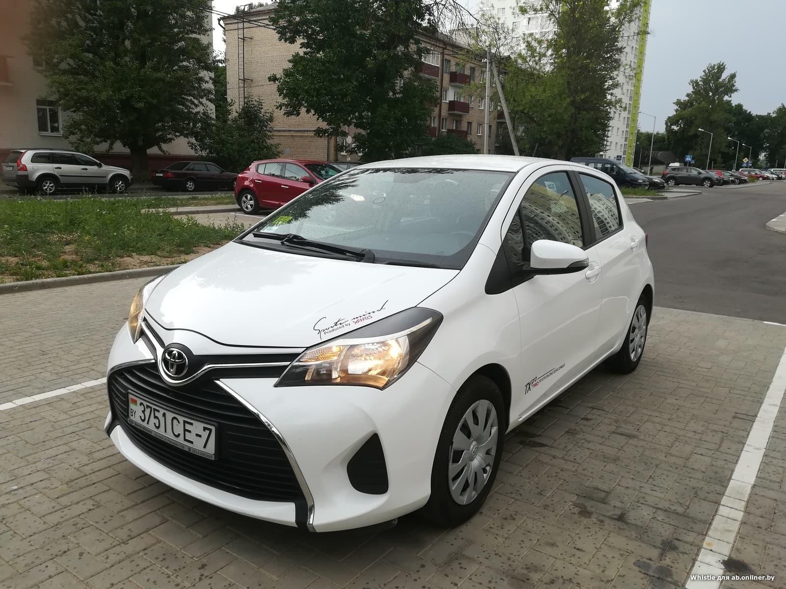 Toyota Yaris XP130