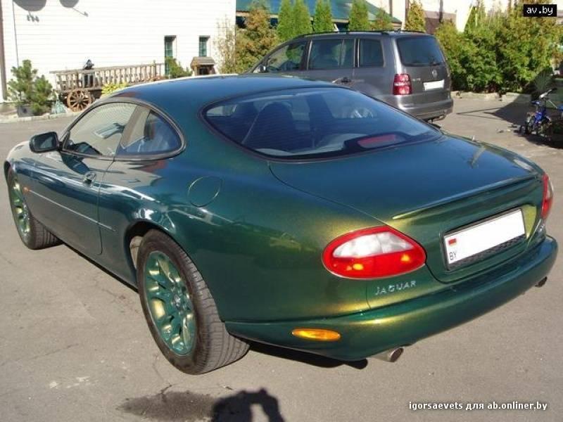 Jaguar XKR I