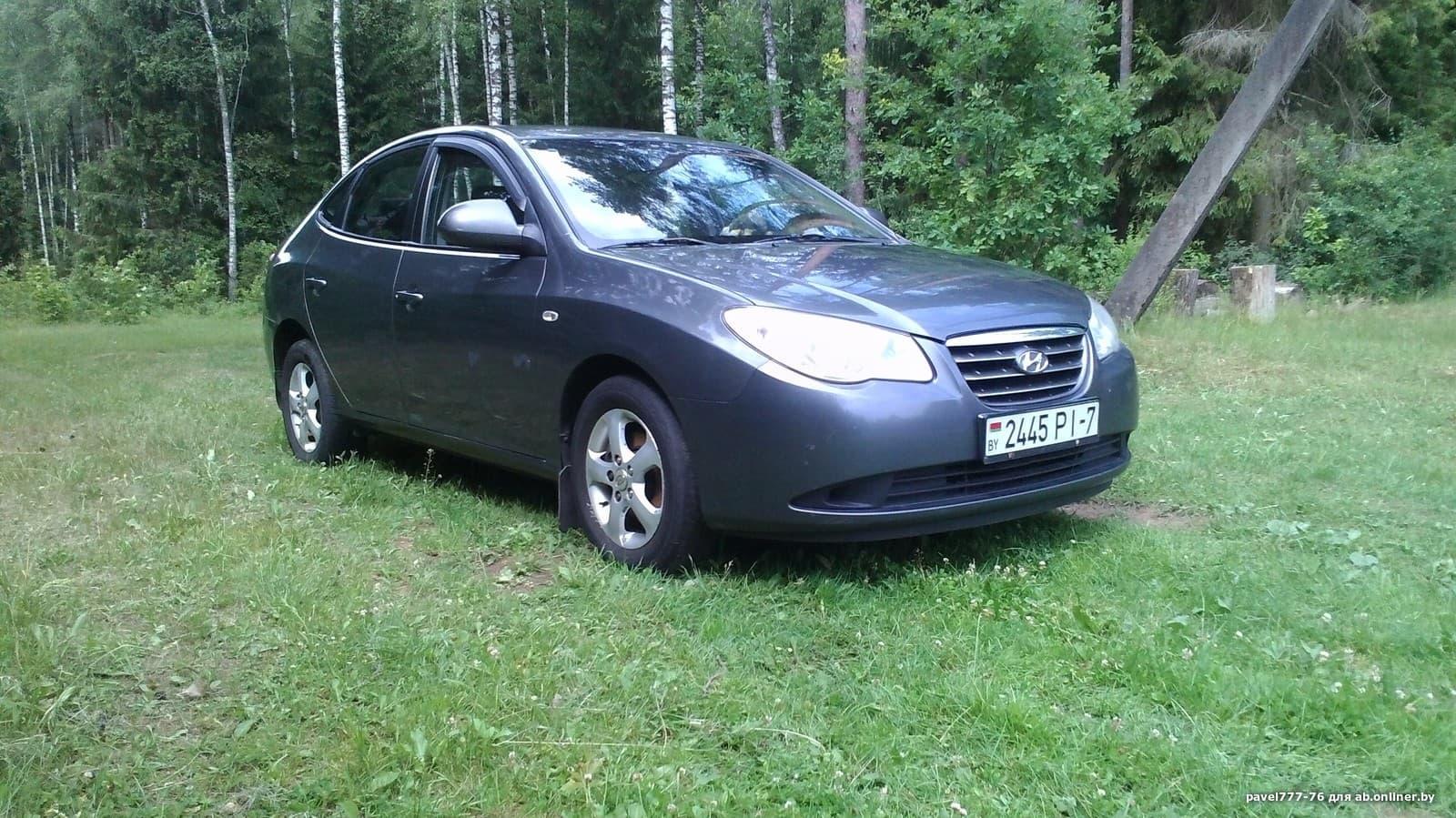 Hyundai Elantra LX
