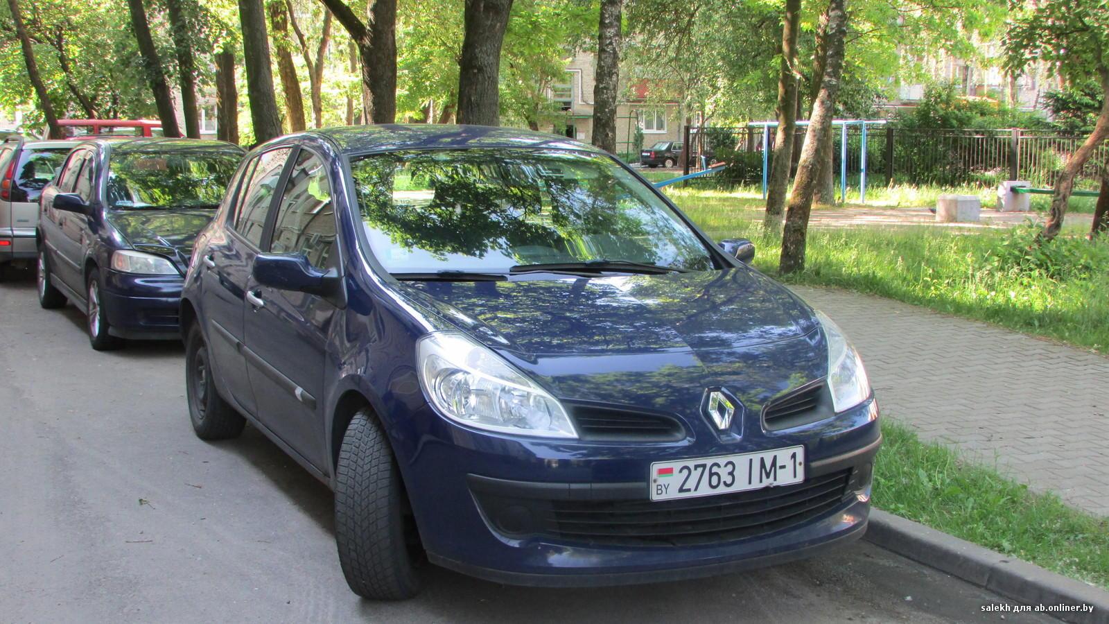 Renault Clio 3 comfort