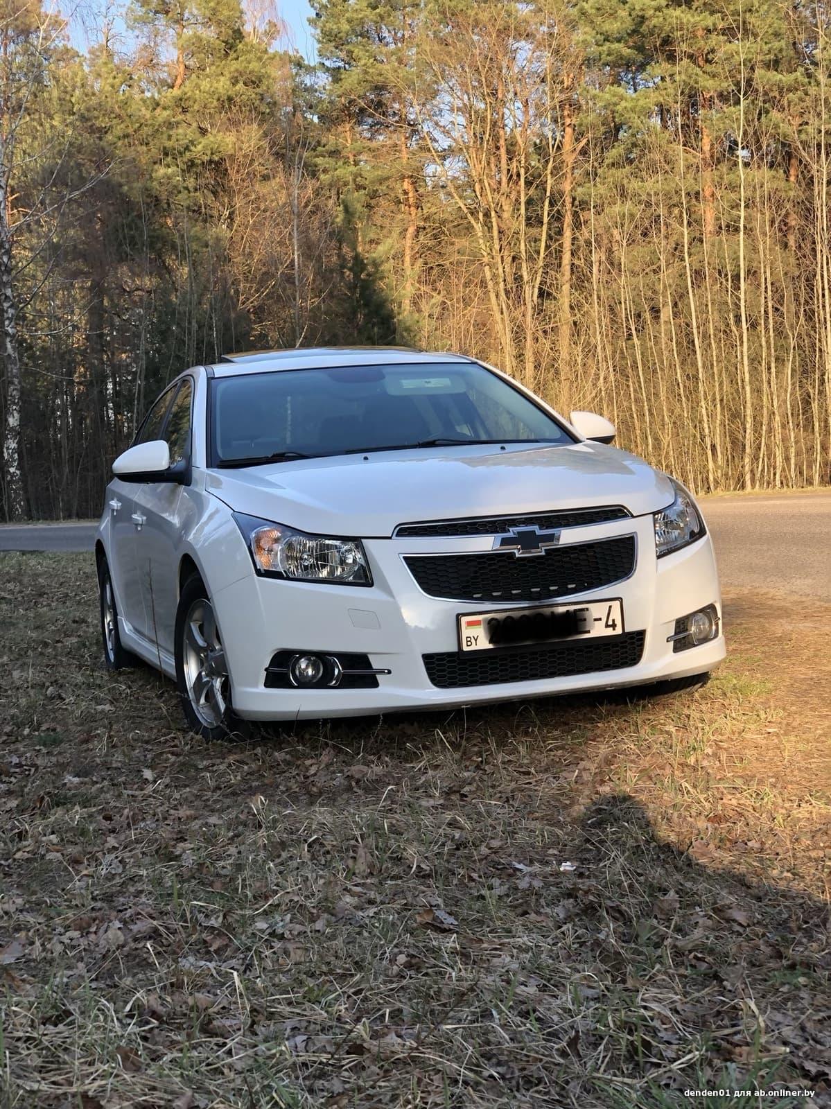Chevrolet Cruze RS LT