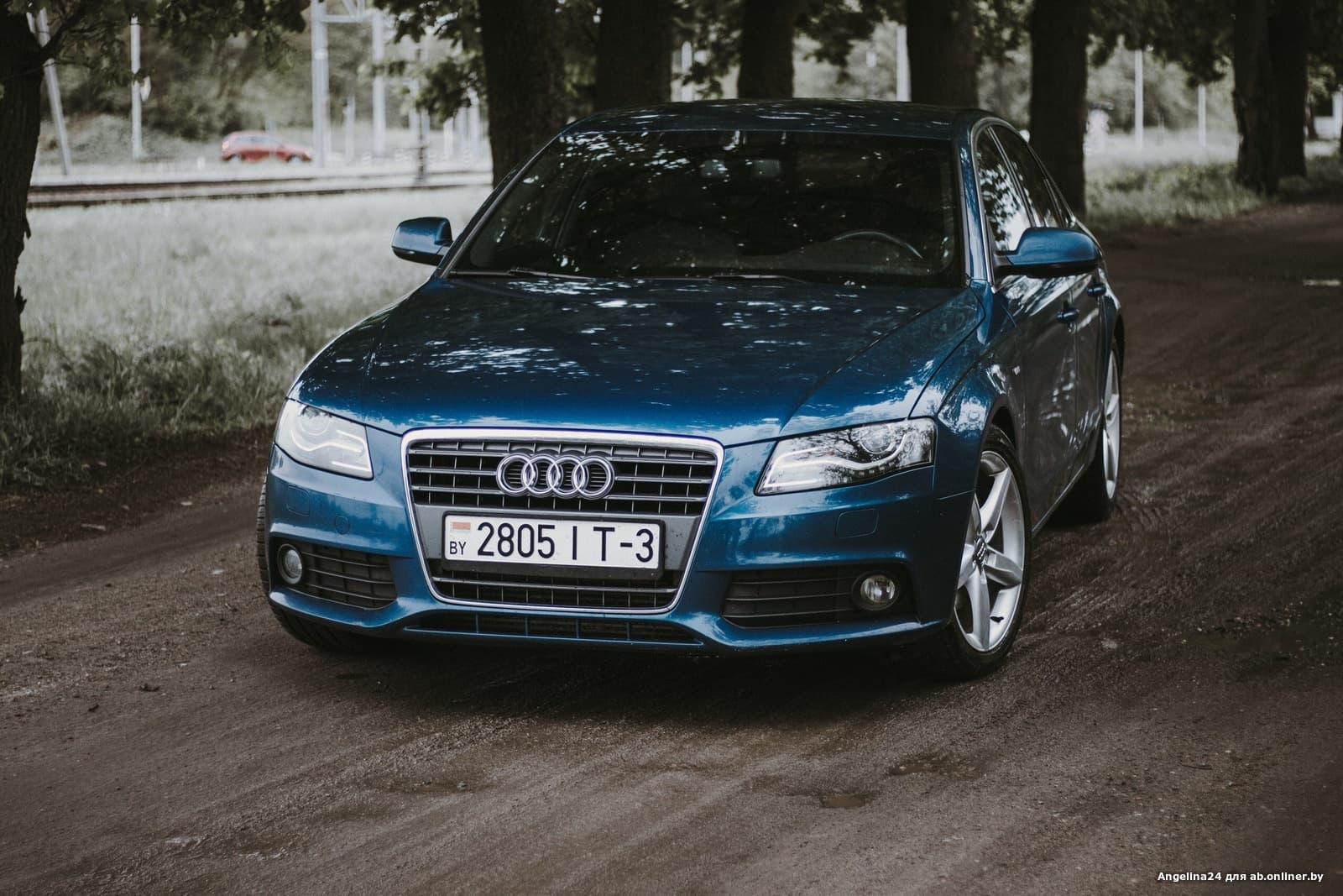 Audi A4 B8 S-line