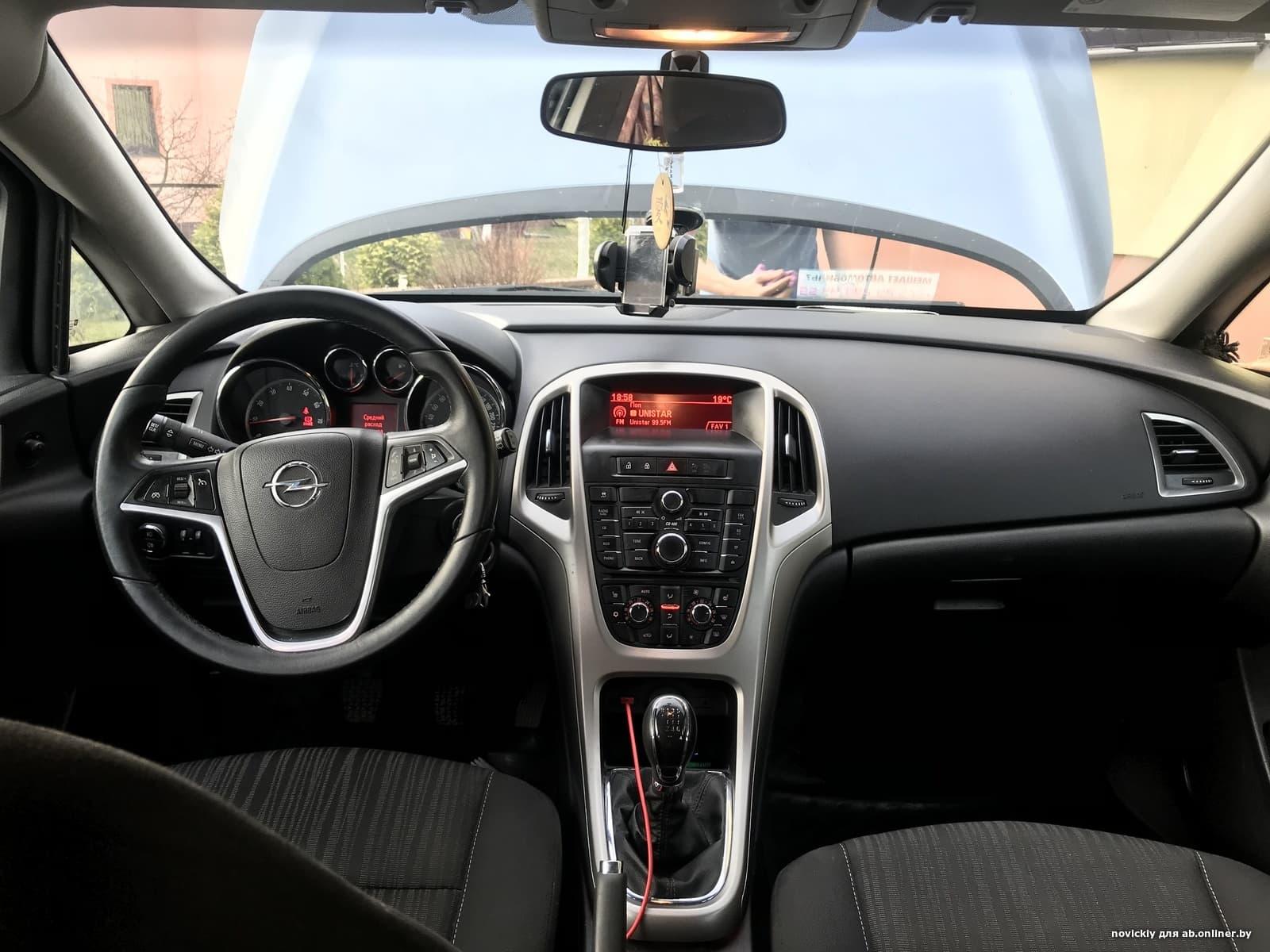 Opel Astra Turbo 140 лс
