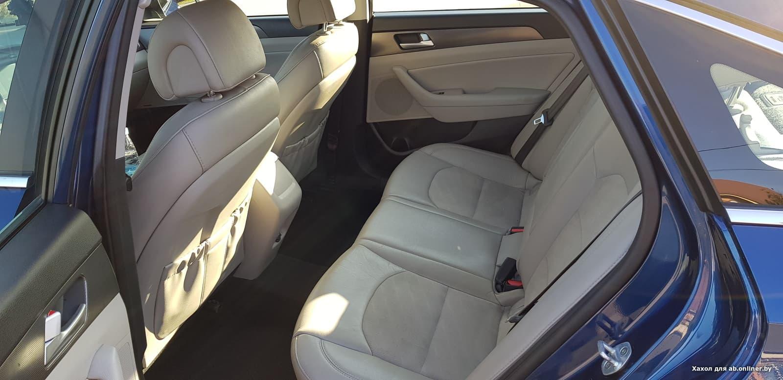 Hyundai Sonata Спорт