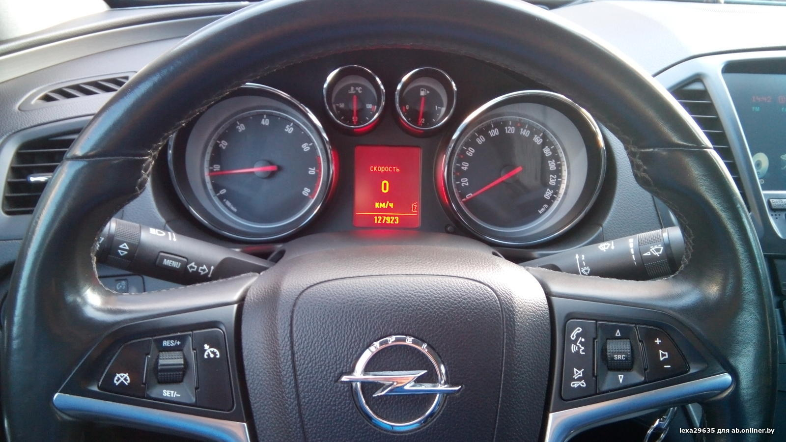 Opel Insignia 2,0 TURBO 4X4