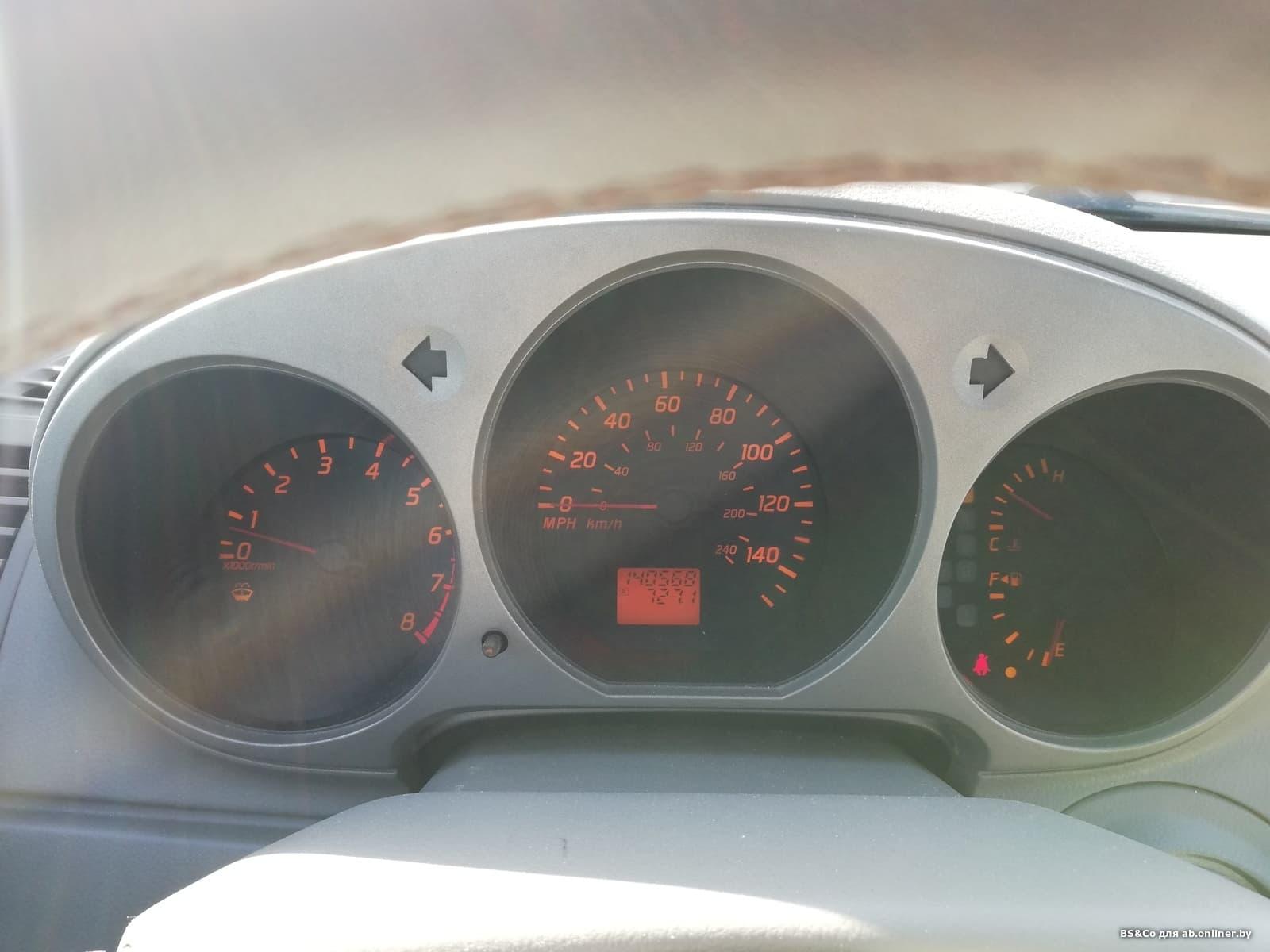 Nissan Altima 25S