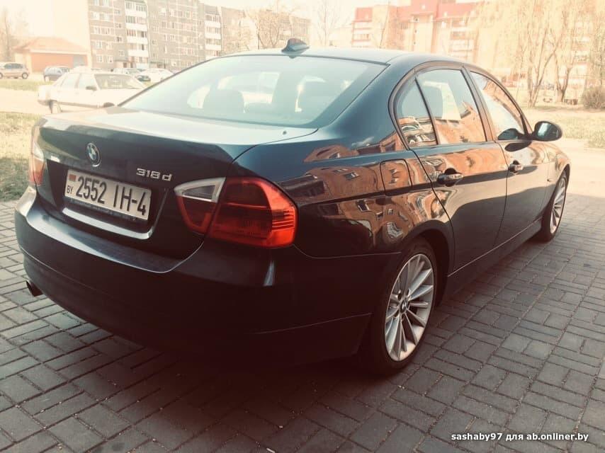 BMW 318 d