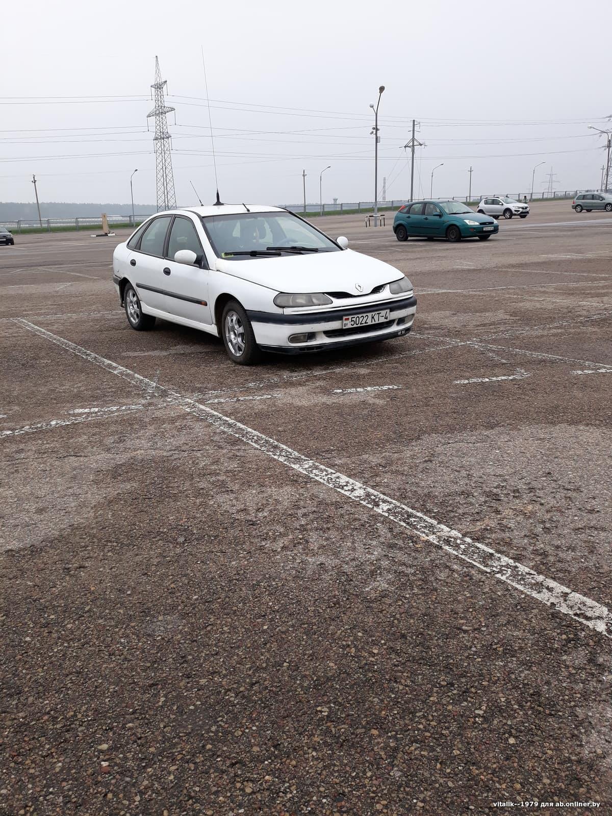 Renault Laguna Тди