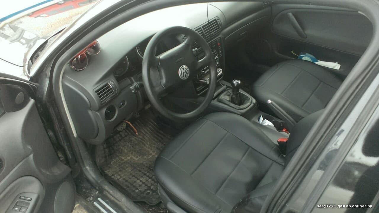 Volkswagen Passat В5 GP