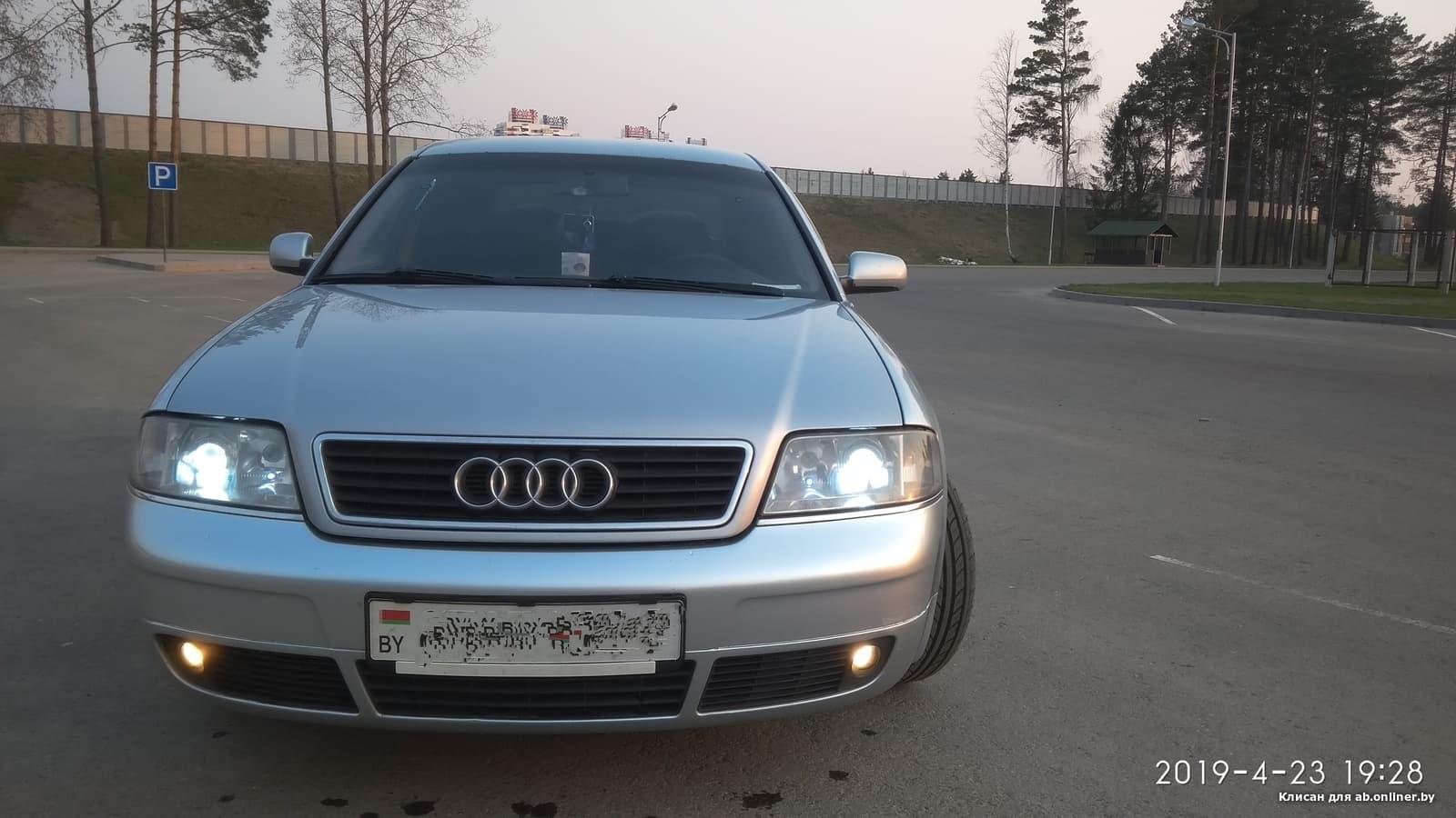 Audi A6 AFB